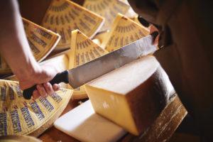 Suiza, campeona mundial del queso