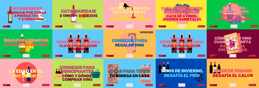 La Interprofesional del Vino de España ofrece cursos a distancia gratuitos para acercar la cultura del vino